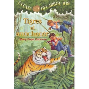 Tigres al anochecer (Tigers At Twilight)