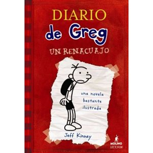Diario de Greg: Un renacuajo (Diary Of A Wimpy Kid)