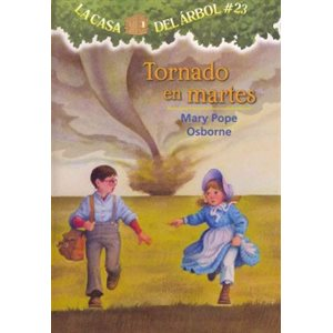 Tornado en martes (Twister On Tuesday)