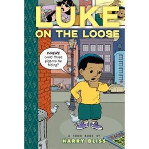 Luke on the Loose  (TOON Level 2)