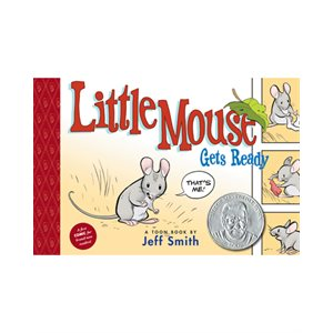 Little Mouse Gets Ready (TOON Level 1)