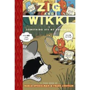 Zig and Wikki in Something Ate My Homework (TOON Level 3)