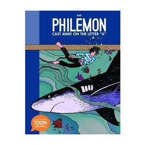 Cast Away on the Letter A: A Philemon Adventure