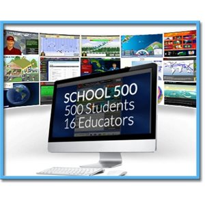 The JASON Project (STEM) Online Access - School 500 Stdnts