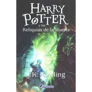 Harry Potter y las Reliquias de la Muerte (Harry Potter and the Deathly Hallows)