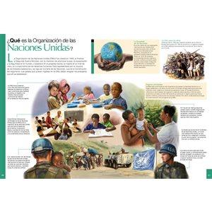 El Abecé Visual de países, religiones y culturas del mundo (Spanish Edition)