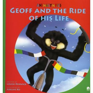 Geoff and the Ride of His Life: Animalympics