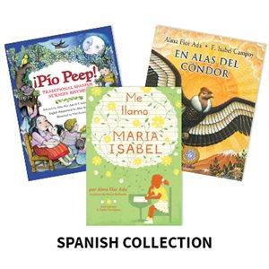 Alma Flor Ada Author Study  (10 Books) Spanish