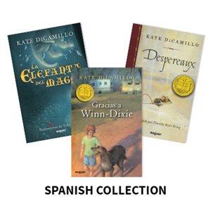 Kate DiCamillo Author Study (5 Books) Spanish