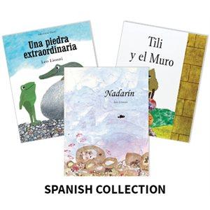 Leo Lionni Author Study (4 Books) Spanish