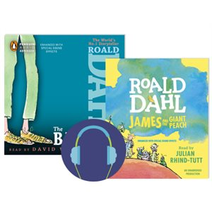 Audiobook Author Study: Roald Dahl