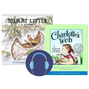 Audiobook Author Study: E.B. White