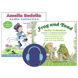 Audiobook Grade 2 Leveled Favorites