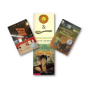 ALA / ALSC / YALSA Notable Books (7 Bk Set)
