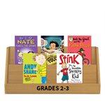 Books Featuring Boys - Grades 2-3 (10 books)