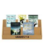 Books Featuring Boys - Grades 7-8 (10 books)