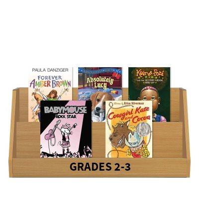 Books Featuring Girls - Grades 2-3 (10 books)