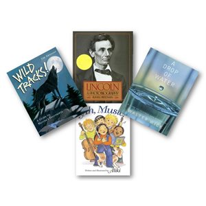 2-3 Read Aloud Informational Texts (9 Bk Set)