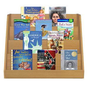 CICERO Kids Book Collection: U.S. History Classroom Library for K-5 (188 titles)