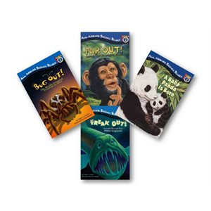 All Aboard Science Readers - Nonfiction (8 Bk Set)