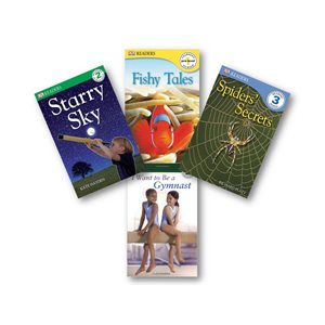 DK Readers - Nonfiction (31 Bk Set)