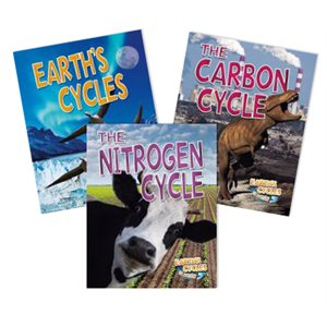 Earth's Cycle's (4 Bk Set)