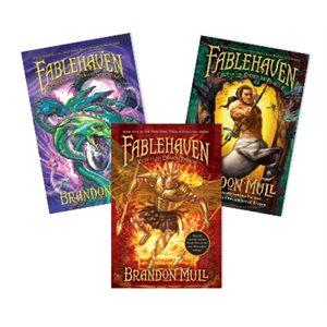 Fablehaven (5 Bk Set)