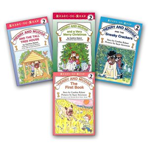 Henry and Mudge (28 Bk Set)