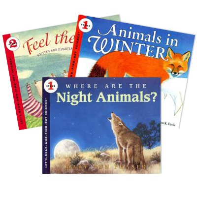 Let's Read and Find Out Science (37 Bk Set)
