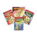 The Magic School Bus (8 Bk Set)