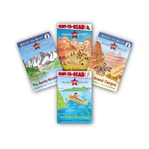 Ready-to-Read Wonders of America (6 Bk Set)