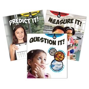 Science Sleuths (5 Bk Set)