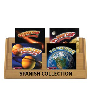 Adentro del espacio exterior (Into Outer Space) (6 Books)