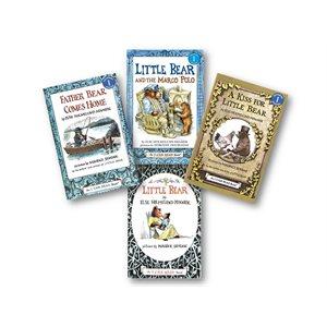 Series Sampler - Little Bear (4 Bk Set)