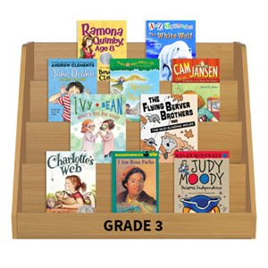 Grade 3 Classic Grade Level Library (52 Bk Set)