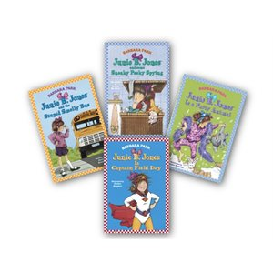 Series Sampler - Junie B. Jones (5 Bk Set)