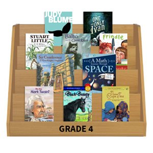 Grade 4 Classic Grade Level Library (52 Bk Set)