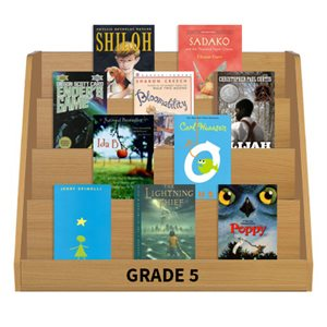 Grade 5 Classic Grade Level Library (52 Bk Set)