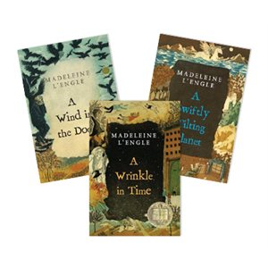 Series Sampler - Wrinkle in Time (5 Bk Set)