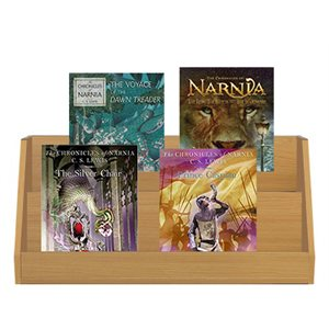 Series Sampler - Chronicles of Narnia (4 Books)