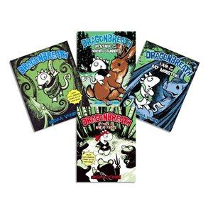 Dragonbreath (11 Books)