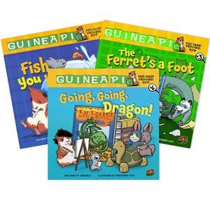 Guinea Pig, Pet Shop Private Eye 5 Books