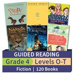 Guided Reading Collection: Grade 4 Fiction (120 books)