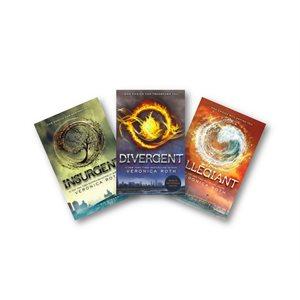Divergent (3 bk set)