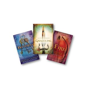 Graceling Realm (3 bk set)
