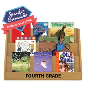Jennifer Serravallo Go-To Books - Grade 4 (15 Books)