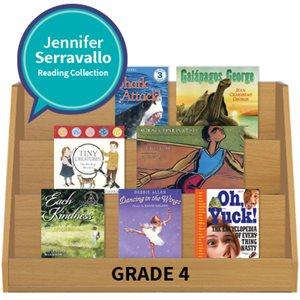 Jennifer Serravallo Go-To Books - Grade 4 (15 Books)