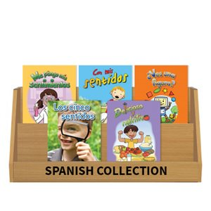 About Me and My World (5 Books) Spanish