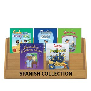 Rhyme and Song (10 Books) Spanish