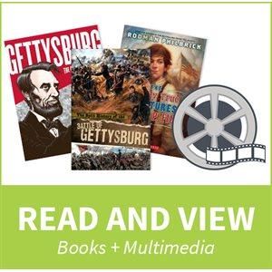 Gettysburg - Grades 6-8 (5 Items)